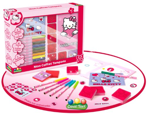 Hello Kitty - HKC 104 - Loisir Creatif - Coffret