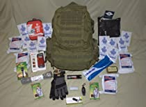 High Quality - 72 Hour Emergency Kit - Bug Out Backpack - Get Home Backpack