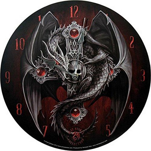 Orologio da parete gotico Gardian Clock