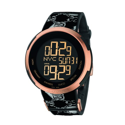 a4c6a977bb6 Image watches Site  Gucci Men s YA114102 I-Gucci Latin Grammy Special  Edition ...
