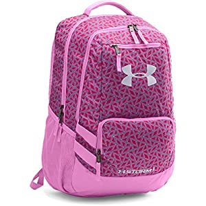 Under Armour Storm Hustle II Backpack Verve Violet/Black Cherry/White Size One Size