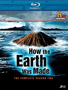 How the Earth Was Made S2 [Blu-ray]