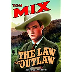 Lost Western Classics - Law and The Outlaw