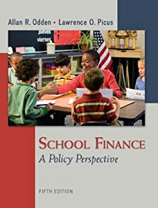 School Finance: A Policy Perspective - Book Cover