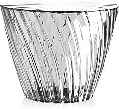 Kartell Sparkle B4 Table basse/siège Cristal
