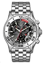 Invicta Men s 6854 II Collection Chronograph Stainless Steel Watch
