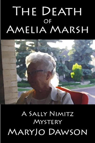 The Death of Amelia Marsh (Sally Nimitz Mysteries) cover