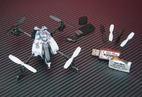 Heli-Max 1SQ V-Cam Quadcopter, Best Real Dolls
