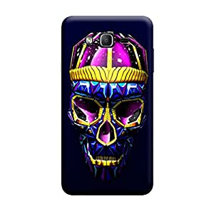 CaseLite Premium Printed Mobile Back Case Cover With Full protection For Samsung On5 (Designer Case)