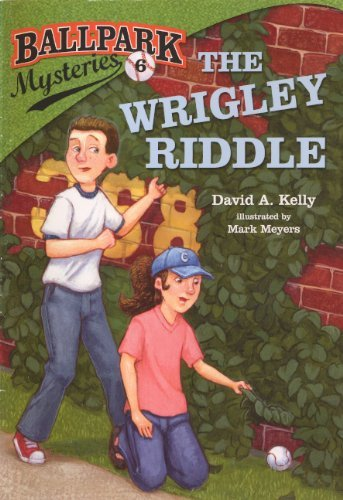 the-wrigley-riddle-turtleback-school-library-binding-edition-ballpark-mysteries-pb-by-david-a-kelly-