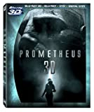51wfeOyt4qL. SL160  Prometheus (Blu ray 3D/ Blu ray/ DVD/ Digital Copy)