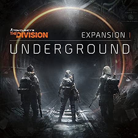 Tom Clancy's The Division: The Expansion I: Underground - PS4 [Digital Code]