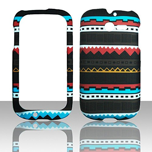 2d-black-tribal-huawei-ascend-y-m866-tracfone-uscellular-case-cover-hard-phone-case-snap-on-cover-ru