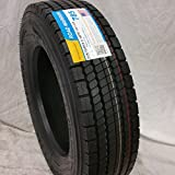 (4-TIRES) 245/70R19.5 H/16 NEW ROAD WARRIOR # 785 DRIVE ALL POSITION TIRES 16 PLY 24570195