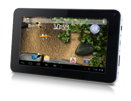 Sungale CyberusID712WTA 7-Inch 4GB Tablet