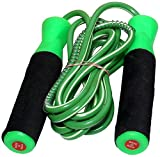 JSI Polyester Skipping Rope (JSI23__Green, Green)