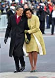 BARACK AND MICHELLE OBAMA GLOSSY POSTER PICTURE PHOTO election president love