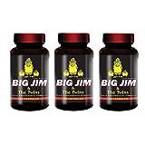 Penis Enlargement Pill Big Jim & The Twins Male Enhancement All Natural Formula 60 Pills Per Bottle (3) (Tamaño: 3 Bottles)