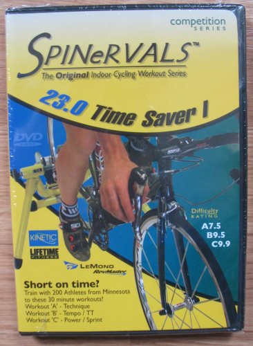 Spinervals 23.0 Time Saver 1