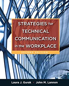 Strategies For Technical Communication In The Workplace (2nd Edition)