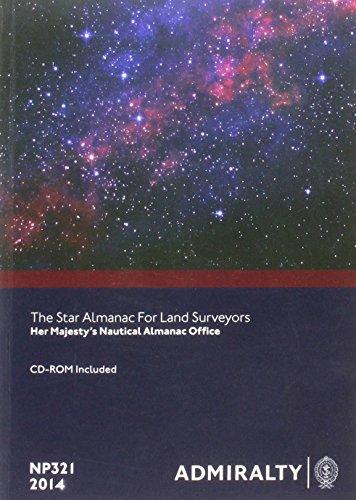 the-star-almanac-for-land-surveyors-2014-admiralty-almanac