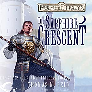 The Sapphire Crescent Audiobook