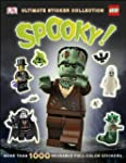 Lego Spooky Sticker Collection