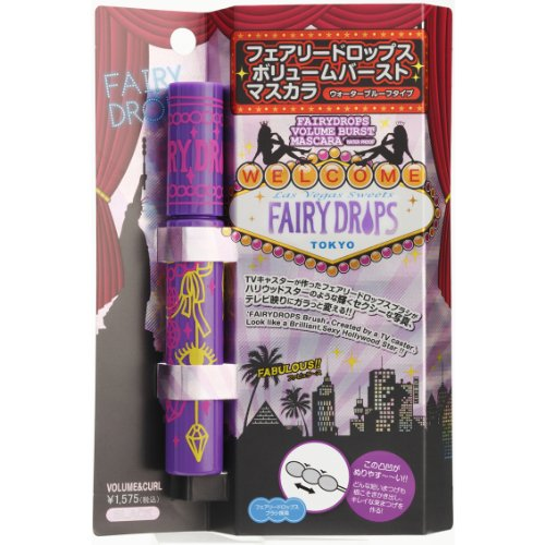 AYA FAIRY DROPS Volume and Curl Burst Water Proof Mascara