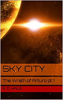 Sky City by R. D. Hale ebook deal