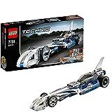 Platz 7: LEGO Technic 42033 - Action Raketenauto