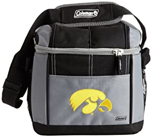Buy NCAA Iowa Hawkeyes 24 Can Soft Sided Cooler by Licensed Products