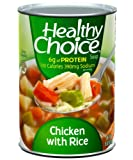 Healthy Choice Chicken with Rice Soup, 15-Ounce Cans (Pack of 12)