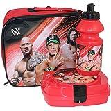 "WWE 3-Piece ""John Cena, Daniel Bryan & the Rock"" Lunch Set"