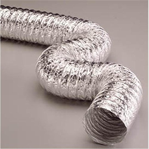 Dundas Jafine Inc. 7in. x 8ft. Flexible Aluminum Ducting MFX78X /RM#G4H4E54 E4R46T32558432
