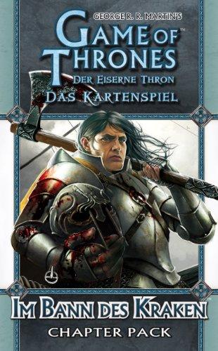 Heidelberger HEI0307 - Der Eiserne Thron Kartenspiele - Im Bann des Kraken