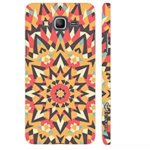 Samsung Galaxy J2 Abstract Art 1 designer mobile hard shell case by Enthopia