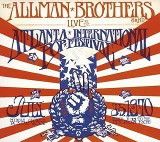 The Allman Brothers Band - Live At The Atlanta Pop Festival (July 3 & 5, 1970) - Zortam Music