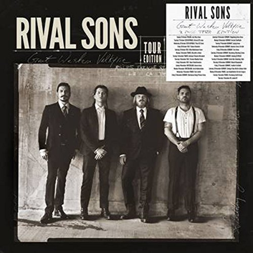 Great Western Valkyrie [2 Disc Tour Edition) [Rival Sons - Great Western Valkyrie (2 Disc Tour Edition)]