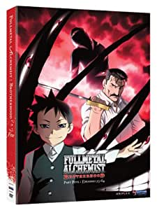 Fullmetal Alchemist: Brotherhood - Part Five