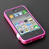 CAZE ThinEdge frame case for iPhone 4/4S Bumper Pink【世界最薄バンパー】