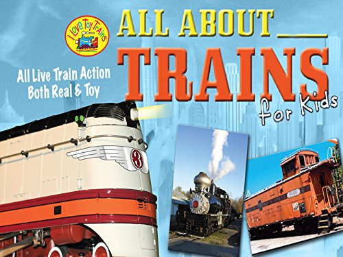 I Love Toy Trains - Season 1