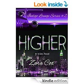 HIGHER (The Indigo Lounge Series Book 2)