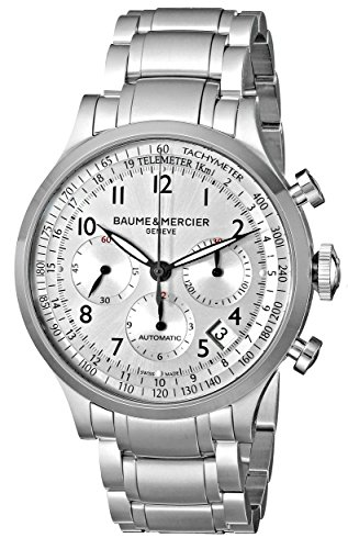baume-et-mercier-capeland-moa10064-gents-steel-bracelet-automatic-date-watch
