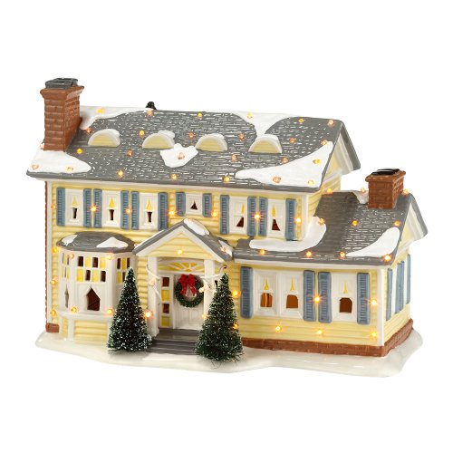 department 56 original snow village the griswold holiday lit house home decor. Black Bedroom Furniture Sets. Home Design Ideas