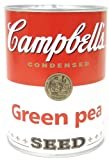 キャンベルスープ グリーンピース栽培キット
