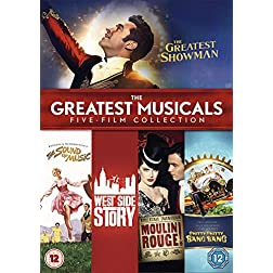 The Greatest Musicals Five-Film Collection