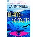 Island of Secrets (       UNABRIDGED) by Janni Nell Narrated by Katherine Kellgren