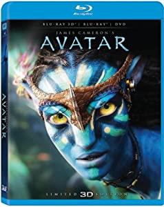 Avatar (Blu-ray 3D + Blu-ray/ DVD Combo Pack) by 20th Century Fox