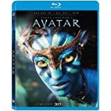 Avatar (Blu-ray 3D + Blu-ray/ DVD Combo Pack) ~ Sam Worthington