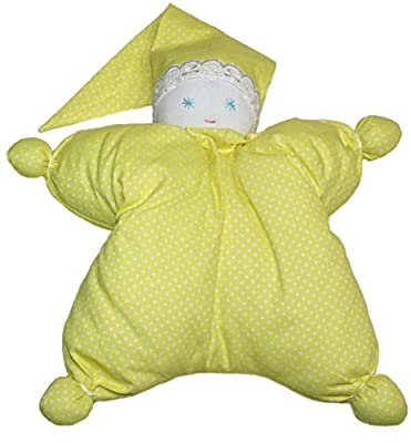 First Doll - Soft Waldorf Doll - Danica Doll Made From Organic American Cotton with Hypoallergenic Filling